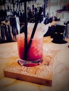 Cocktail au Fairmont Hotel - Château de Frontenac