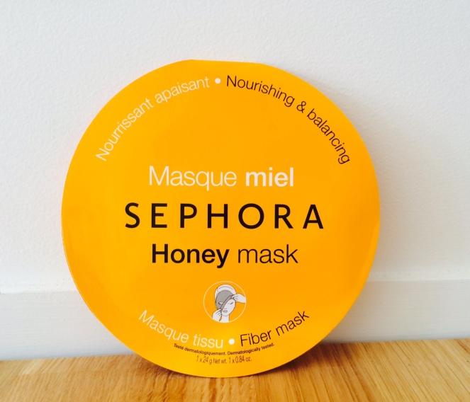 Masque au miel Séphora nourrissant et apaisant