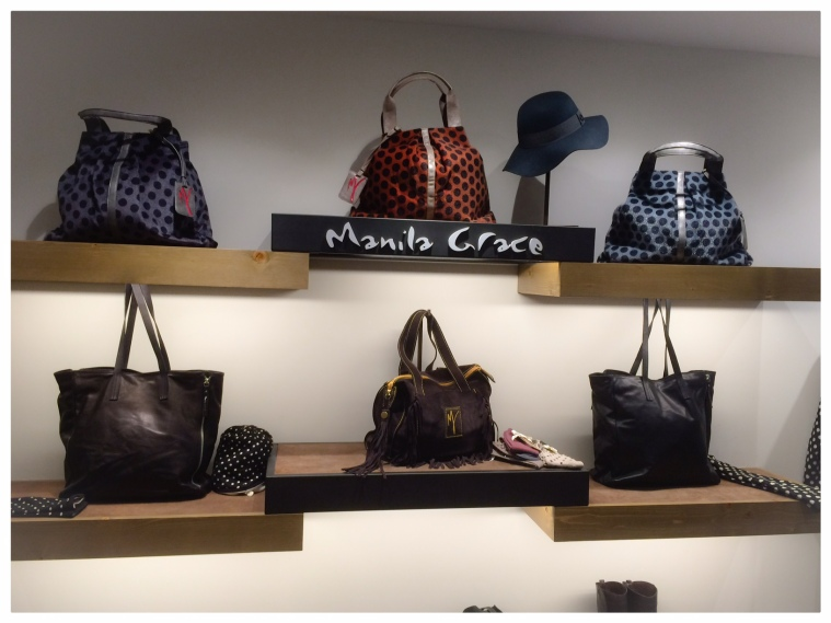 Manila Grace boutique et collection AH 2016