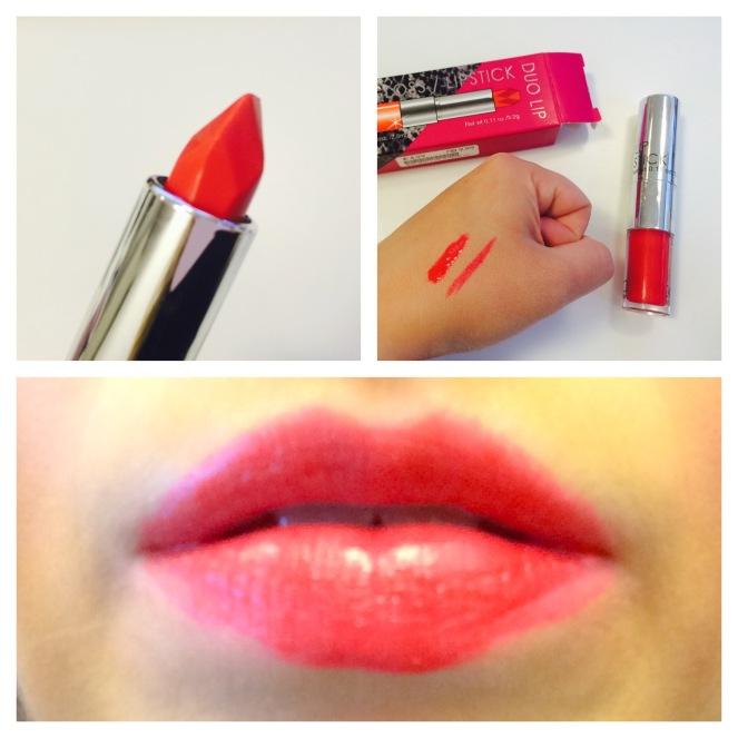 Swap rouge à lèvres et gloss
