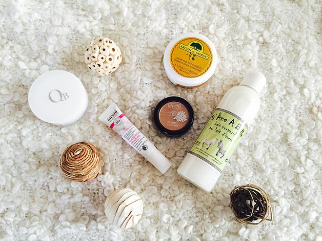 make up et soins bio